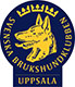 Uppsala Brukshundklubb Logo